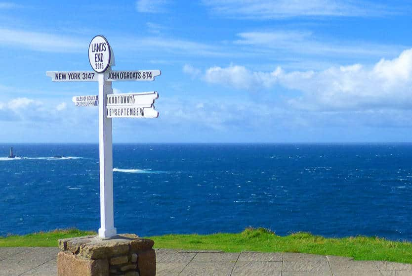 Lands End Accommodation