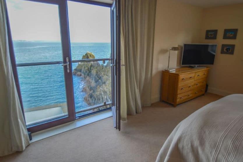 Seafarers Bedroom Mevagissey, Cornwall